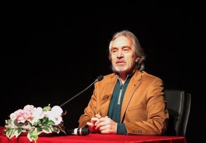 Başakşehir Söyleşisine Prof. Dr. İskender Pala Konuk Oldu