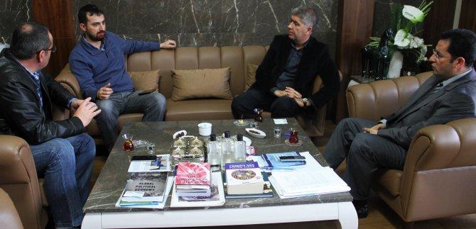 İhracatçılar Birliği'nden UAÜ'ye işbirliği teklifi