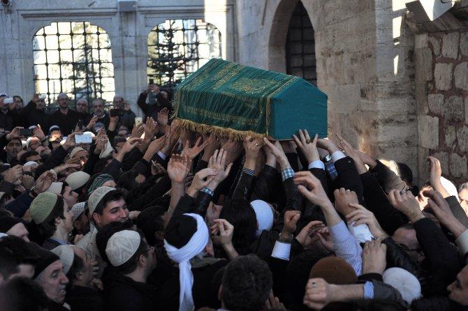 Bediüzzaman'ın talebesi Ahmet Aytimur, son yolculuğuna uğurlandı