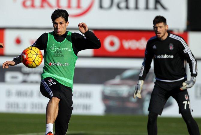 Beşiktaş, Gaziantepspor maçı hazırlıklarına başladı