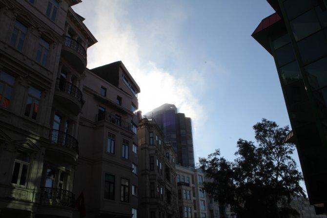 Odakule'de yangın paniği (2)