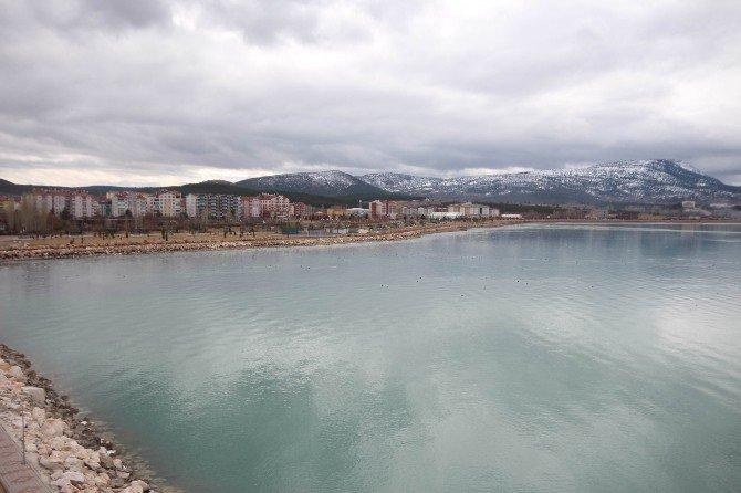 Beyşehir Gölü Kıyılarında İyileştirme Süreci Devam Edecek