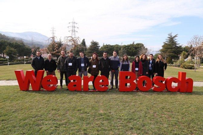 Bosch kapılarını geleceğin mühendislerine açtı