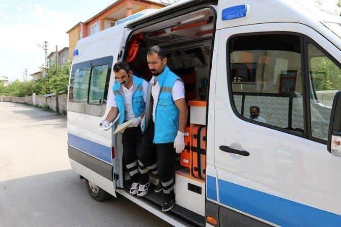 Van Büyükşehir Belediyesi'nden Sağlık Yatırımı