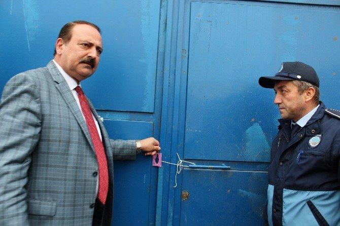 Giresun'da Tartışmaların Odağı Olan Çöp Tesisi Mühürlendi