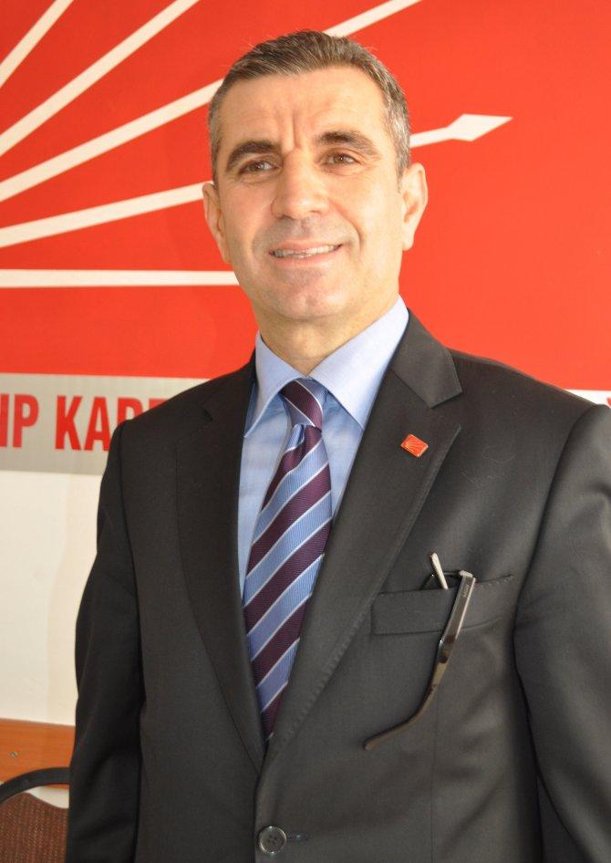 CHP İl Başkanı: Cumhurbaşkanı'nı eleştiren herkes yargı eliyle bertaraf ediliyor