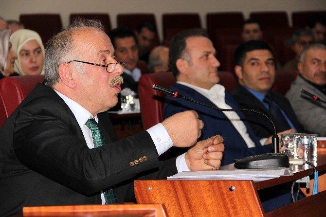 Yalova Belediye Meclisi Toplandı