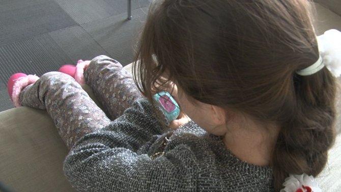 Çocuklar kol saati ile de takip edilebilecek