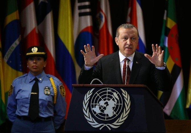 """Erdoğan: """"Suriye, Rusya Ve İran Birlikte İnsanları Öldürüyor"""""""