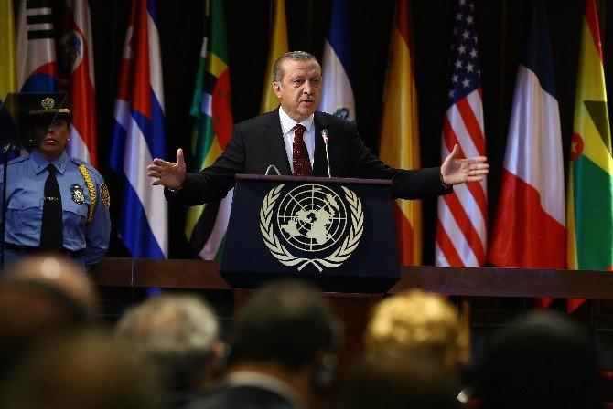 """Erdoğan: """"Terör Örgütünün Bir Tanesi İyi, Bir Tanesi Kötü Diyemezsiniz"""""""