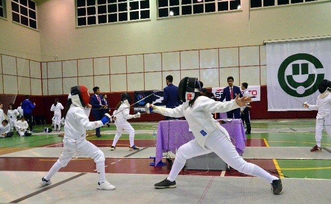Süper Minikler Ve Minikler Türkiye Eskrim Şampiyonası