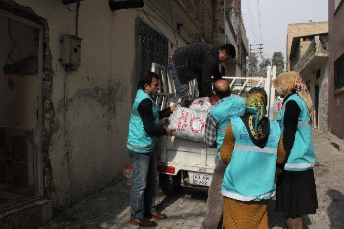 Eyyübiye Belediyesi'nin Umut Masası Hayata Geçti