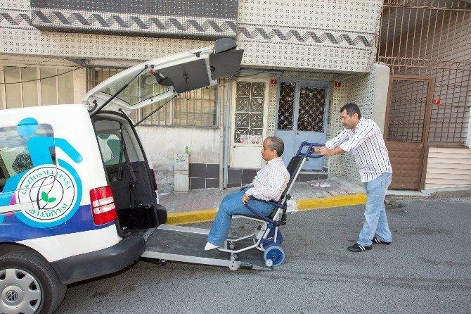 Gaziosmanpaşa Belediyesi'nden Ücretsiz Servis Hizmeti