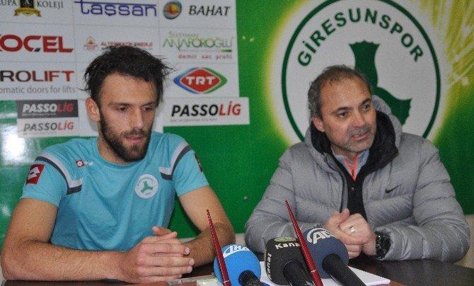 Vedat Muriqi Giresunspor Camiasından Özür Diledi