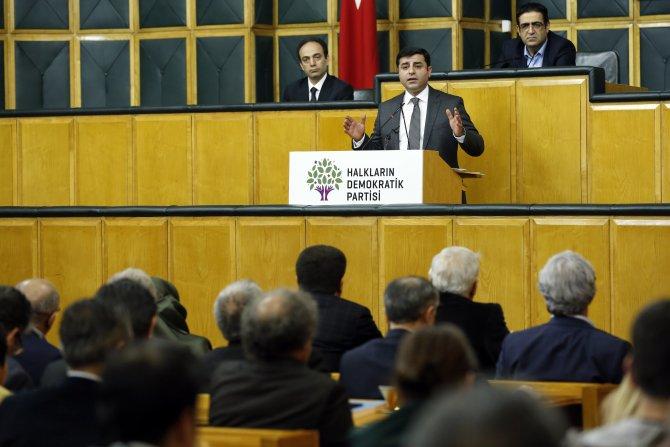 Demirtaş: Cizre'de hükümetin yalan dediği her şey gerçek