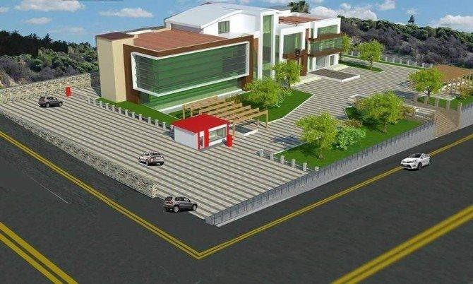 Suluova Belediyesi'nin Yeni Binası İçin İmzalar Atıldı