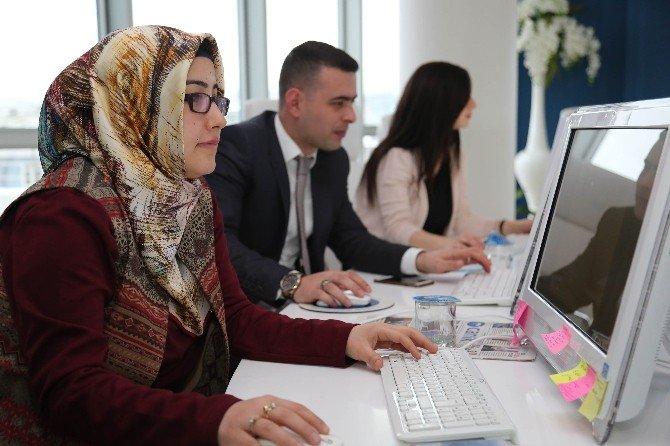 Canik Personeline Ofis Programları Eğitimi