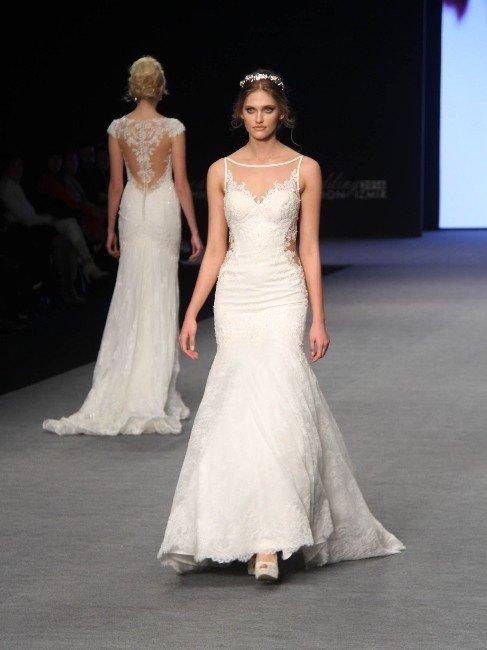 Dünyaca Ünlü Modacı Alessandra Rinaudo'dan Unutulmaz Defile