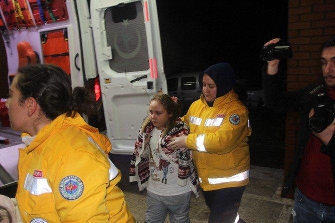 Bolu'da Trafik Kazası 2'si Ağır 7 Yaralı