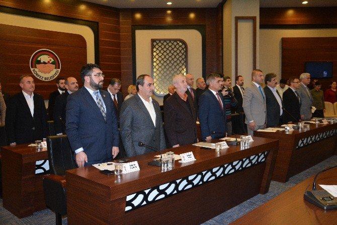 Körfez Belediyesi Şubat Ayı Meclisi Gerçekleştirildi