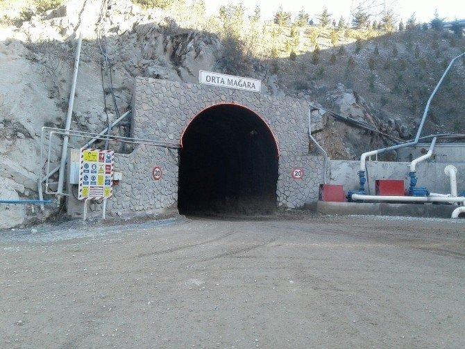 Balıkesir'deki Madende Göçük: 1 Ölü