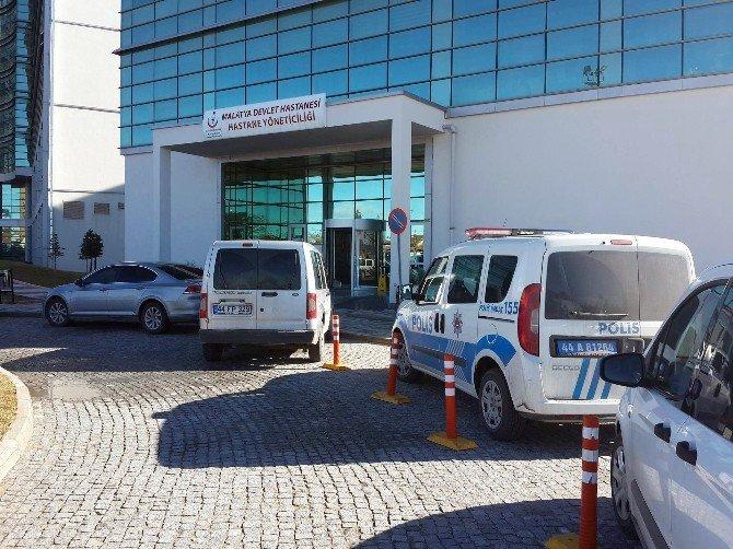 Hastanenin Baş Aşçısına Silahlı Saldırı