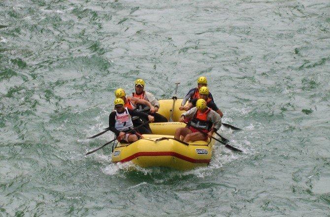 Manavgat Rafting Takımı Kuruluyor...