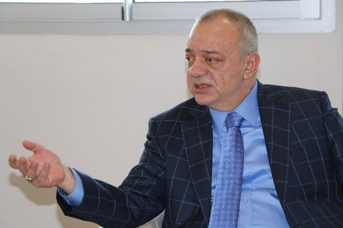 """Başkan Ergün: """"Önemli Olan Vatandaşın Memnuniyeti Ve Mağdur Olmaması"""""""