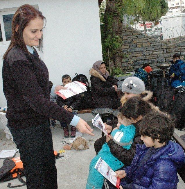 Sığınmacılara Veda Hutbeli Uyarı