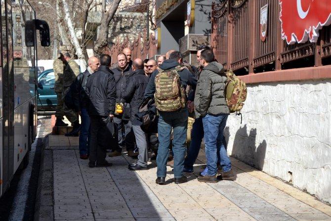 İtalyan askeri heyet Kahramanmaraş'ta