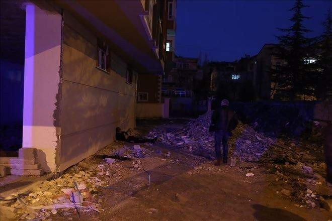 Nevşehir'de Bir Kişi Sokakta Ölü Olarak Bulundu