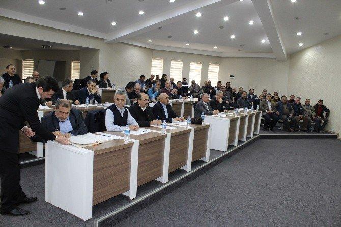 Niğde Belediye Meclisi Şubat Ayı Toplantısı Gerçekleştirdi