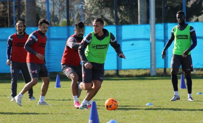 Adana Demirspor, Boluspor maçına hazırlanıyor