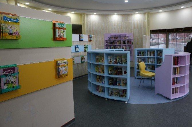 Şanlıurfa'da Çocuk Kütüphanesi Açılıyor