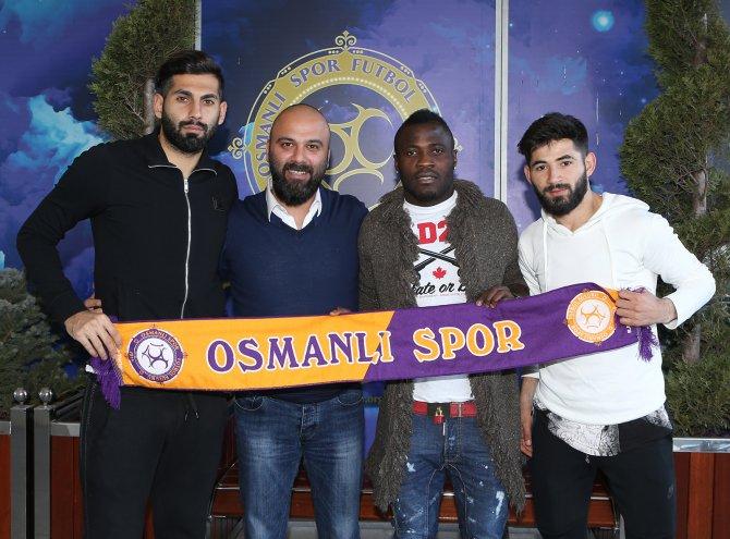 Osmanlıspor'dan son dakika golü