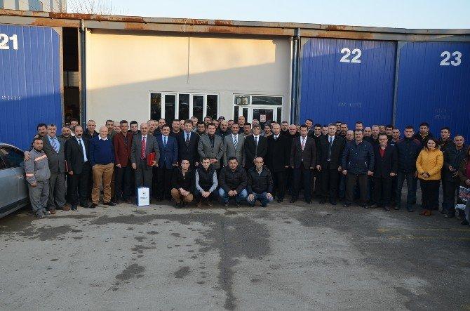 Bozüyük Belediyesi Toplu İş Sözleşmesi İmzalandı