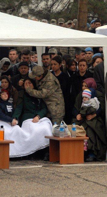Sur'da Şehit Olan Askerler Memleketlerine Uğurlandı