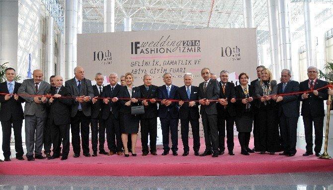 If Weddıng Fashion 2016 İzmir'de Kapılarını Açtı