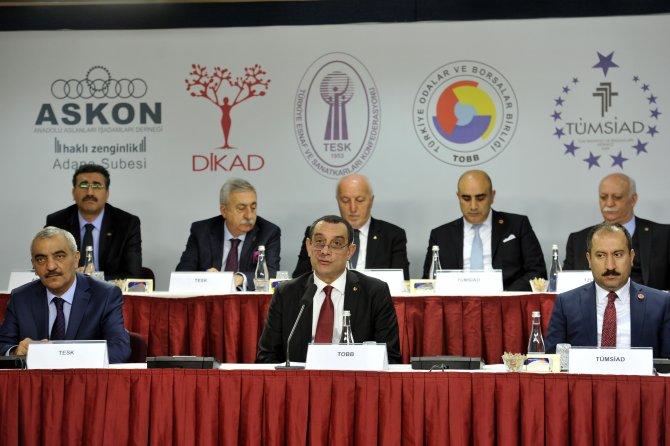 STK'lar: Bölgeye huzurun egemen olması için öncelikle hendekler kapatılmalı