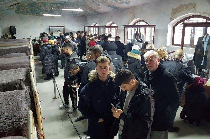 Ulucanlar Cezaevi Müzesi'ne Yoğun İlgi