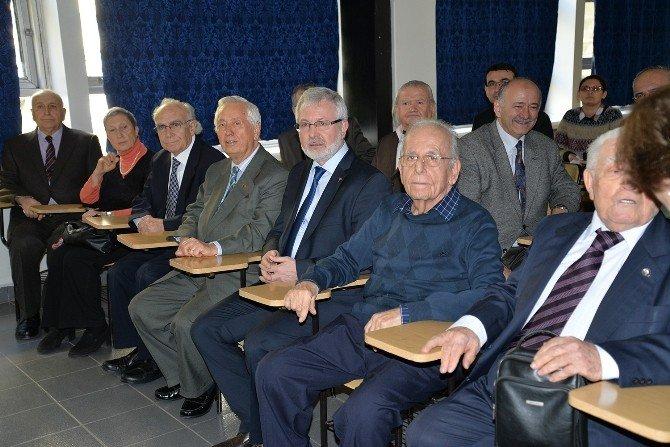 Uludağ Üniversitesi Kurucu Rektörünü Unutmadı