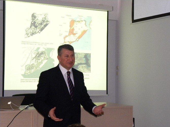 Eskişehir'deki Deprem Tehlikesi Ve Karşılaşılabilecek Sorunlar Tartışıldı