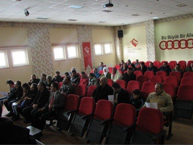 Van'da Engellilere Yönelik Eğitim Semineri