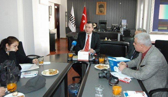 Gaziantep'in Nüfusu Hızla Artıyor