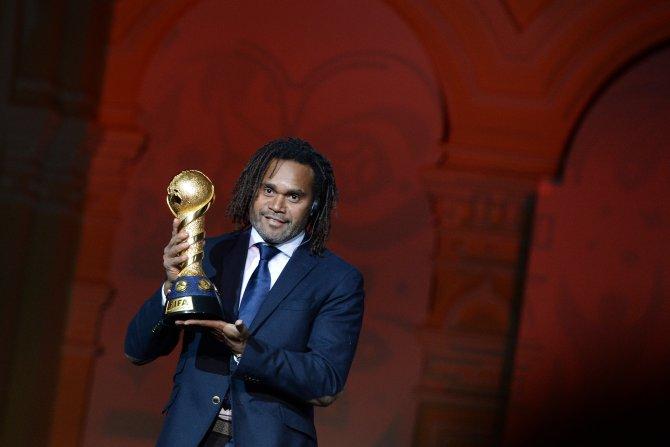 FIFA 2017 Konfederasyon Kupası Moskova'da tanıtıldı