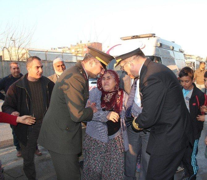 Mersin'deki Şehit Evinden Kürtçe Ağıt Yükseldi