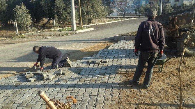 Alaşehir'de Hizmetler Devam Ediyor