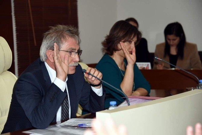 Aliağa Belediyesi Şubat Ayı Meclisi Yapıldı