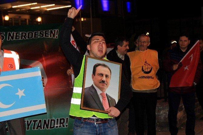Alperen Ocakları'ndan Türkmen Dağı Eylemi