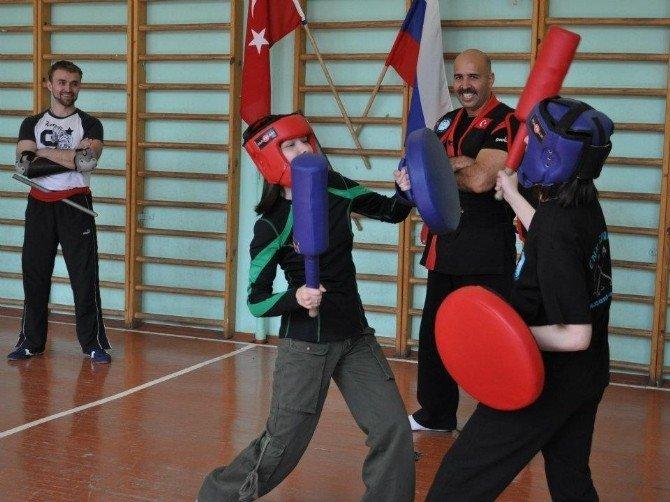 Ata Sporları Matrak, Tulum Ve Tomak Yeşilyurt'ta Yaşatılıyor